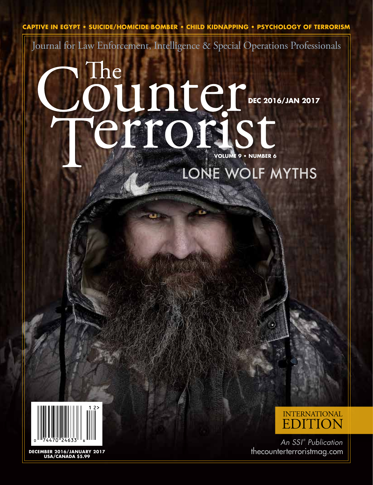 CT Magazine Cover